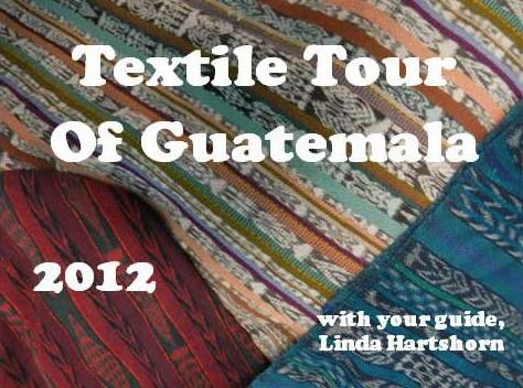 Textile Tour of Guatemala